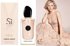 Perfume for charm. Armani Si by Giorgio Armani Eau De Parfum Spray. The perfume combines three notes: blackcurrant nectar, modern chypre, and blond wood musk with touches of freesia and May rose. This fragrance reveals a free, assionate, loving, and vibrant woman. A fragrance that is sure to leave everyone wanting more from the minute you pass.