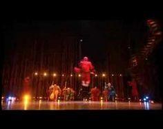 Varekai Georgian Dance, Cirque du Soleil