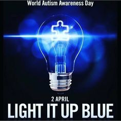 Spread understanding and acceptance  world Autism awareness day April 2nd   spread love