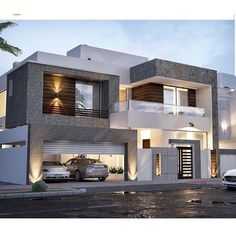 Simple home design ideas. Contemporary house designs have a great deal to offer to a modern dweller. Ultimately, the modern house style does not restrict imaginative minds at all.