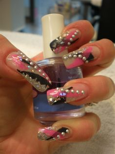 . by KaidiGold - Nail Art Gallery nailartgallery.nailsmag.com by Nails Magazine www.nailsmag.com #nailart