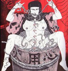 Suehiro Maruo, Midori: La niña de las Camelias 1992