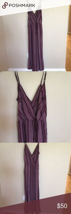 Band of Gypsies Jumpsuit I love this jumpsuit, but just do not have an ocassion to wear it. Is burgundy ride on the waist and lose on the legs... sexy open top. Band of Gypsies Other