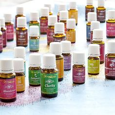 Different uses for Essential oils