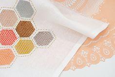Blog | Karen Barbé | Textileria: Taller de bordado
