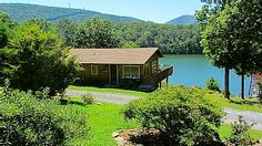 Enchantng, charming, cabin with breathtaking viewsVacation Rental in Huddleston from @homeaway! #vacation #rental #travel #homeaway