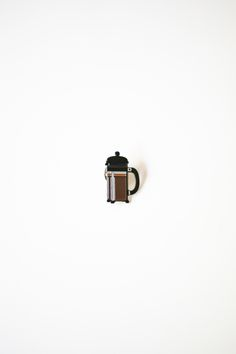 French Press pin