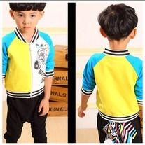 Kids jackets unisex size 2t-7t