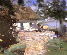 Bato Dugarzhapov (Russian) - one of the finest colourists of our time