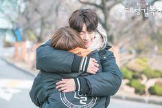 kdrama, lee sung kyung, and nam joo hyuk image Weightlifting Kim Bok Joo, Weightlifting Fairy, Korean Couple, Best Couple, Weighlifting Fairy Kim Bok Joo, Joon Hyung, Kim Book, Swag Couples, Nam Joohyuk