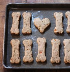 Natural Dog Treats Recipe: Carrots & Bananas