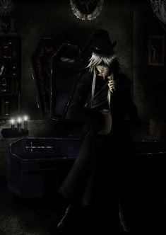 Undertaker - Kuroshitsuji by Shadow-Shana on deviantART
