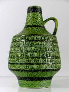 Marzy and Remy West German ceramic pottery.