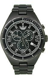 Image of Adidas Aluminum Cambridge Chronograph Black Dial Unisex watch #ADH2576