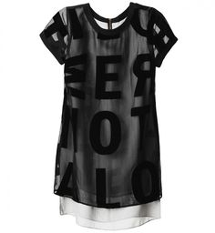 Une robe rockroll HM tendance été 2013 - Cosmopolitan.fr