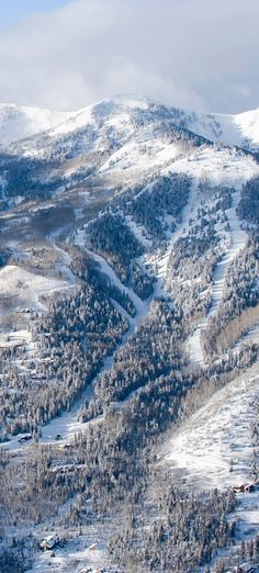 Steep Terrain in Park City. I want to go see this place one day. Please check out my website thanks. www.photopix.co.nz