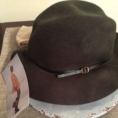 Top Shop Fedora Brand New Featured in Rachel Zoe Box of Style Topshop Accessories Hats