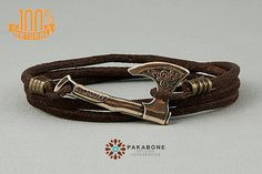 Axe Bracelet Wristband With Axe Bracelet With Axe by PAKASTORE