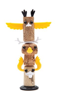 Corkers, Totem - Monkey Business #winegifts #corkers #creatiefmetkurk