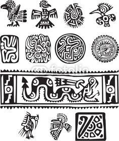 Marquesan tattoos – Tattoos And Inka Tattoo, Hawaiianisches Tattoo, Symbol Tattoos, Ancient Symbols, Celtic Symbols, Ancient Art, Native Art, Native American Art, Tattoo Deus