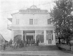 Côté Boivin & Cie, Roberval. 1- Parent, 2- Bellemarre, 5- Tancrède Garant, 6- Armand Lacombe, 8- Edgar Galarneau, 9- Armand Levesque, 11- Herménégilde Harvey.