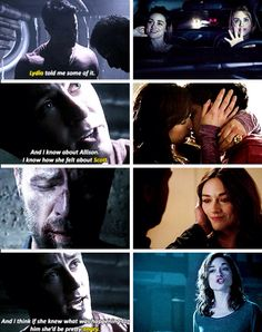 Even though Parrish hasn't been in the Scott pack loop for long he knows how to use what he does know to help. Thank you! R.I.P. Allison. ❤️