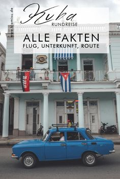 Das solltest du wissen: Meine Tipps für die perfekte Kuba Rundreise! Flug, Reisezeit und Reisedauer – Finde den richtigen Rahmen für deinen Urlaub- Kuba Reisevorbereitung: Sprache, Essen, Unterkünfte und Internet