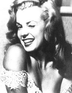 Norma Jeane Mortenson Then Changed To Norma Jeane Baker Marilyn Monroe (1949)