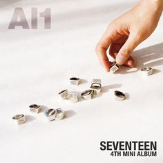 SEVENTEEN – 4th Mini Album 'Al1' (2017.05.22) || go listen to it. now.