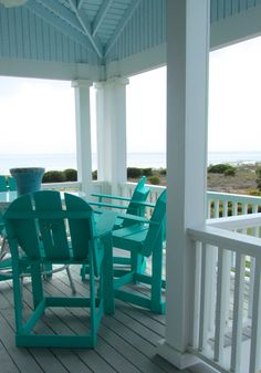 House of Turquoise: My Mother-in-Laws Visit to Tybee Island!