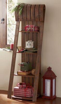 Toboggan Shelf from Through the Country Door®