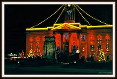 old city hall in Kitchener, Ontario, Canada