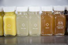green house juice co toronto