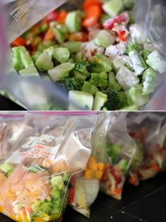 Diy Projects: 14 Crockpot Freezer Recipes For A Month's Worth Of Meals
