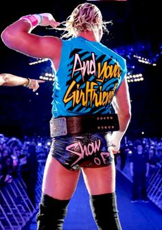 One of my favourite pictures of Dolph Ziggler!