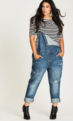 4bf893dc4644 22 Best Overalls Plus Size Edition...!!! Cute images