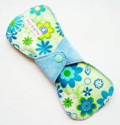 Whatever.  I'll pin cloth pads if I want to.