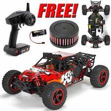 Losi LOS05010 1/5th K&N DBXL GAS Desert Buggy XL 4WD RTR w/ Free K&N Air Filter