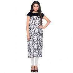 Kurtis - Buy Designer Kurti Online For Women Off - IndiaRush Girls Kurti, Ethnic Kurti, Absolutely Gorgeous, Indian, Summer Dresses, Digital, Collection, Design, Women