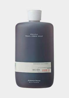 ++ juniper ridge trail crew liquid soap