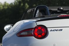 Limited Edition all-new Mazda MX-5 Sport Recaro. As good as the original but with some sporty extras. #MX5