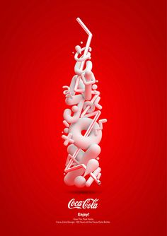 25 Creative Coke Ads - Coca-Cola Ads At Their Best - Ateriet Creative Advertising, Ads Creative, Advertising Design, Advertising Ideas, Advertising Poster, Advertising Campaign, Coke Ad, Coca Cola Ad, Coca Cola Bottles