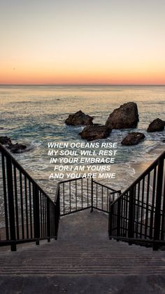 baelockscreens: oceans (where feet may fail) - hillson united; like this post and don't repost ♥ Christ Quotes, Bible Verses Quotes, Faith Quotes, Scripture Wallpaper, Bible Verse Wallpaper, Wallpaper Quotes, Worship Quotes, Christian Wallpaper, Christian Songs