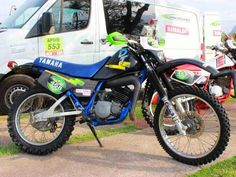 Dt Yamaha, Trail, Motorcycle, Vehicles, Motorcycles, Motorbikes, Car, Choppers, Vehicle
