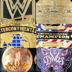Wwe Belts, Wwe Tna, My Favorite Part, Mma, Class Ring, Champion, Wrestling, Cards, Life