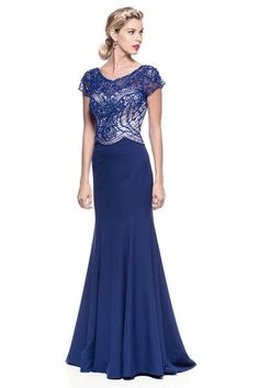 1x, 2x, 3x, 4x, 5x royal blue plus size mother of the bride ...