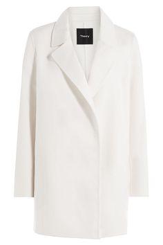 THEORY - Wool-Cashmere Jacket  | STYLEBOP.com