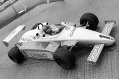 Kenny Acheson - Ralt RH6/82 Honda/Wakou - Ralt Racing Ltd - XXIV International Trophy 1982 - European F2 Championship, Round 1 - © Sutton Motorsport Images