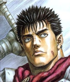 "The character featured in this article is sometimes referred to as ""Gatts"". Guts (ガッツ Gattsu) is..."