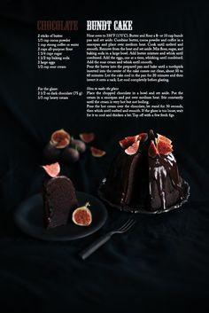 Call me cupcake: Chocolate bundt cake with chocolate ganache glaze